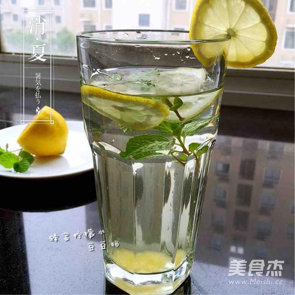 蜂蜜柠檬水怎么煮