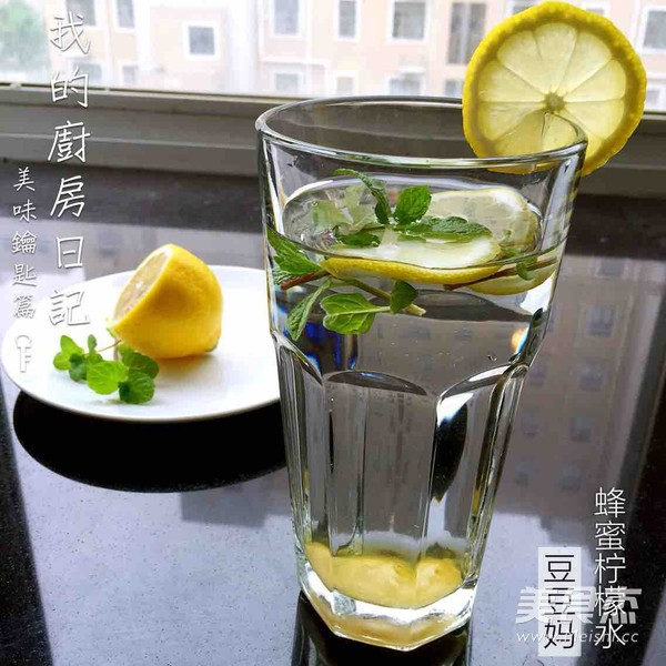 蜂蜜柠檬水怎么炖