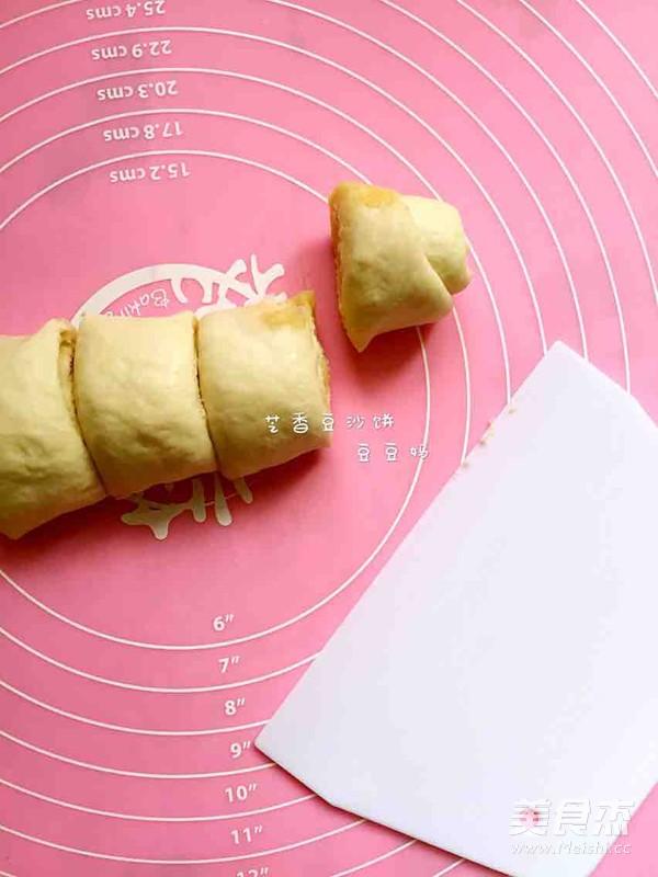 芝香豆沙饼怎么做