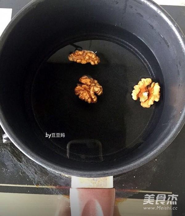 燕麦核桃粥的家常做法