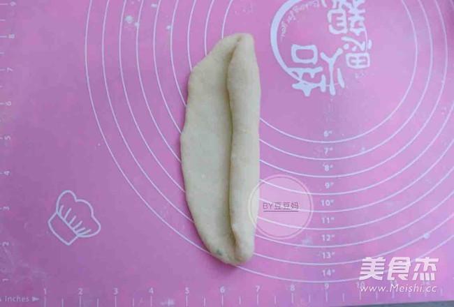 沙拉香葱面包怎么吃