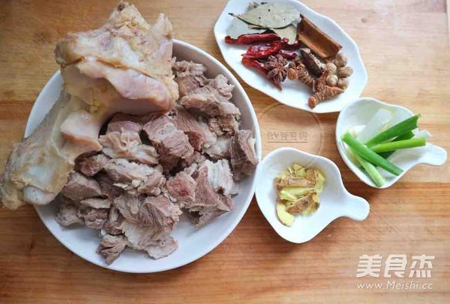 高压锅红焖牛肉面的做法图解