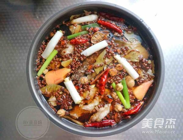 高压锅红焖牛肉面的简单做法