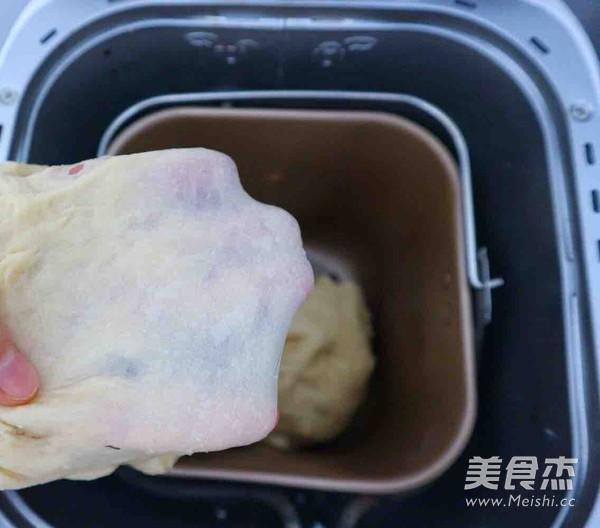 红豆沙餐包的做法图解