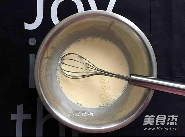全蛋蛋挞的简单做法