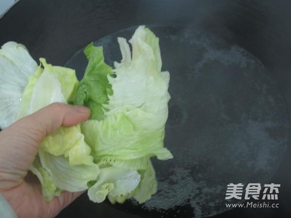 芥末蚝油生菜怎么吃