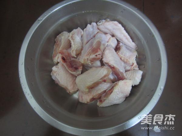 酸菜鸡翅的做法图解