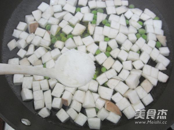 蚝油青豆杏鲍菇的家常做法
