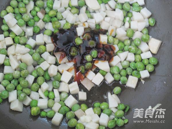 蚝油青豆杏鲍菇怎么煮