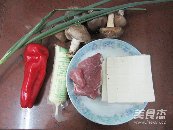 鲜味百花豆腐的做法大全