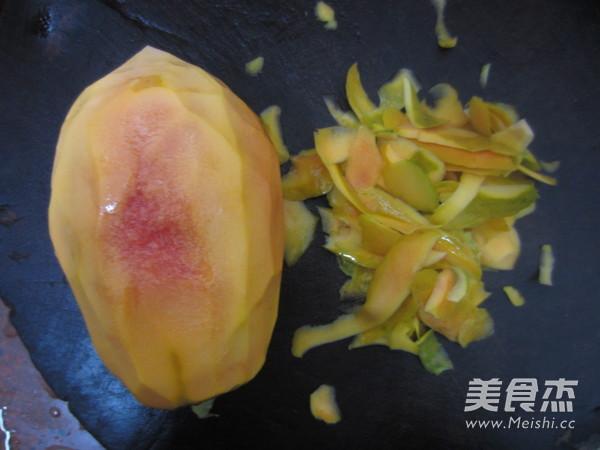 雪耳冰糖炖木瓜的简单做法