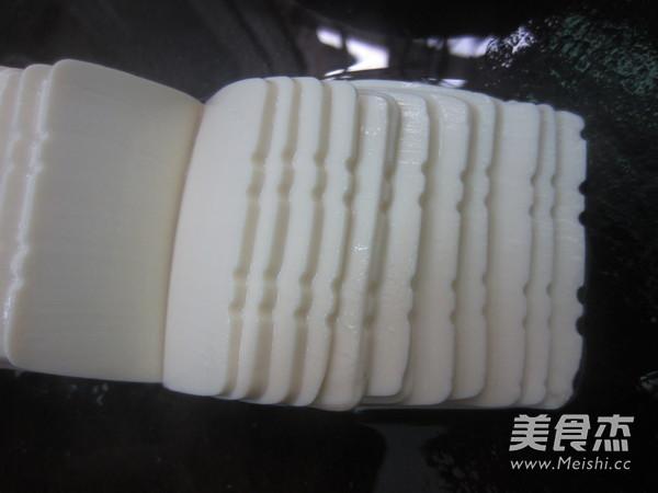 松花蛋豆腐的做法图解