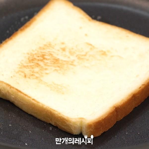 香肠三明治的做法图解