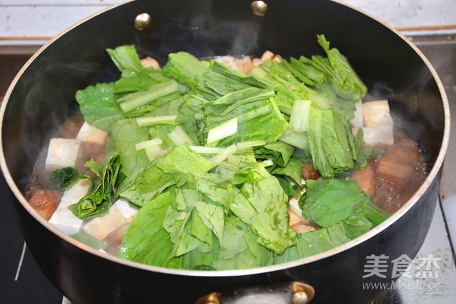 五花肉烧豆腐怎么煮