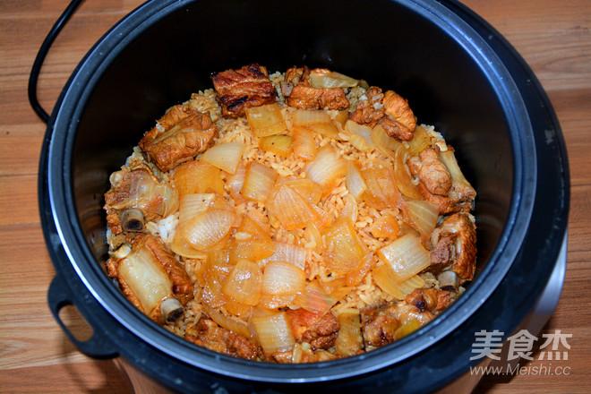 排骨焖饭怎么煮
