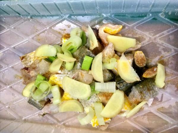 酥炸黄花鱼的简单做法