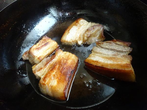 梅菜豆腐扣肉的简单做法