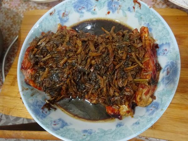 梅菜豆腐扣肉怎么炖