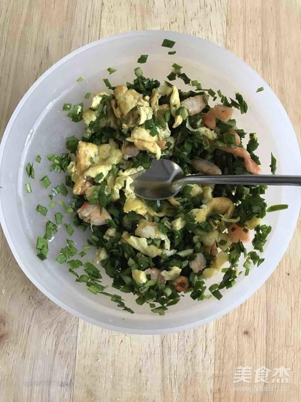 韭菜粿的家常做法