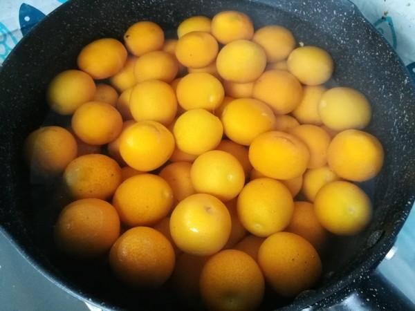 金桔酱的简单做法