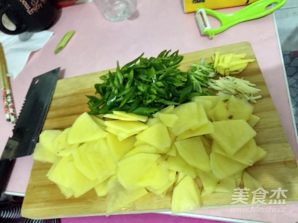 杭椒炒肉干锅土豆厉害的菜的做法大全