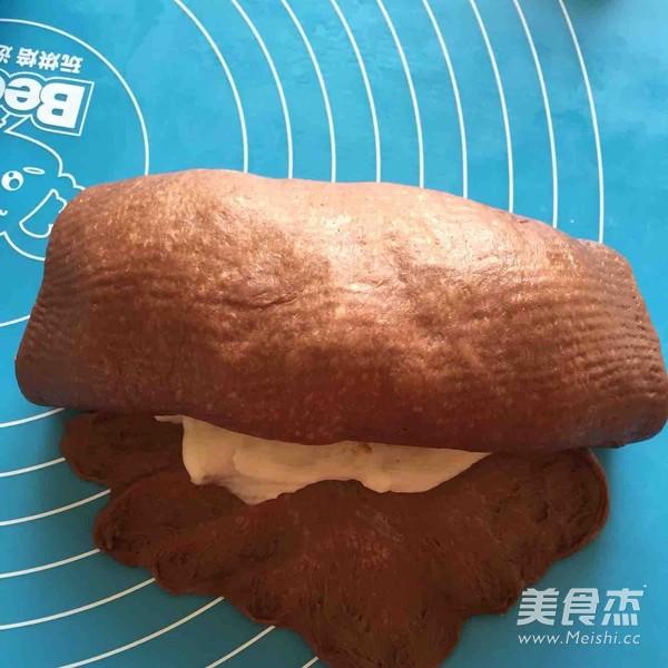 可可麻薯软欧包怎样做