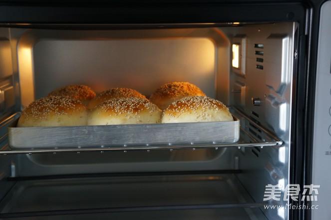 鸡排汉堡包的制作