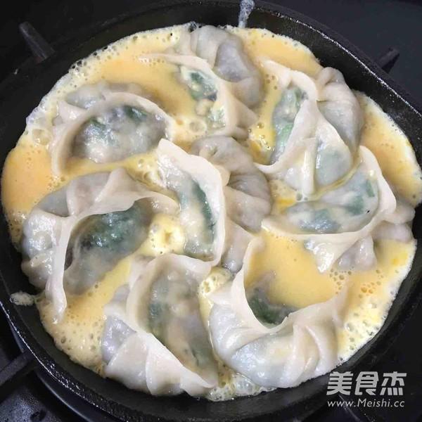 高颜值煎蛋饺怎样做