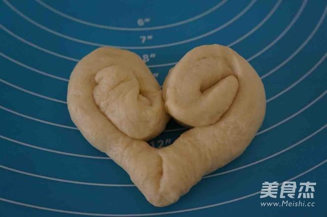 爱心松仁玉米面包怎样煸