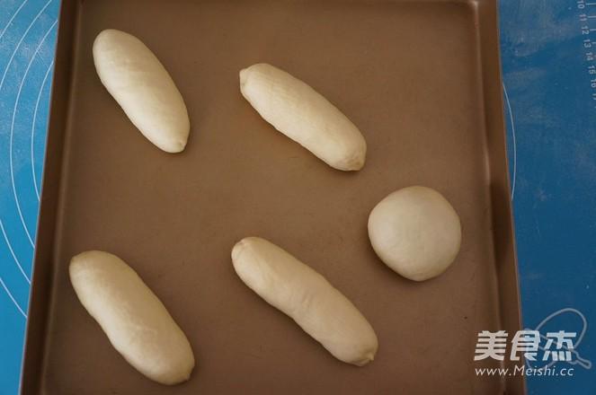 肉松面包怎样煸