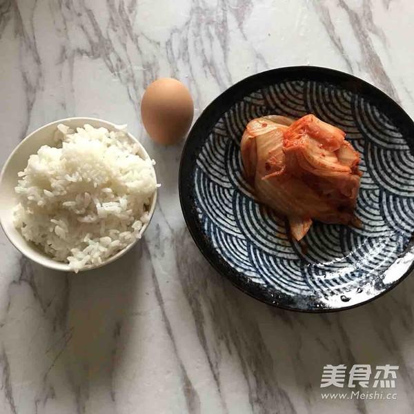 辣白菜炒饭的做法大全