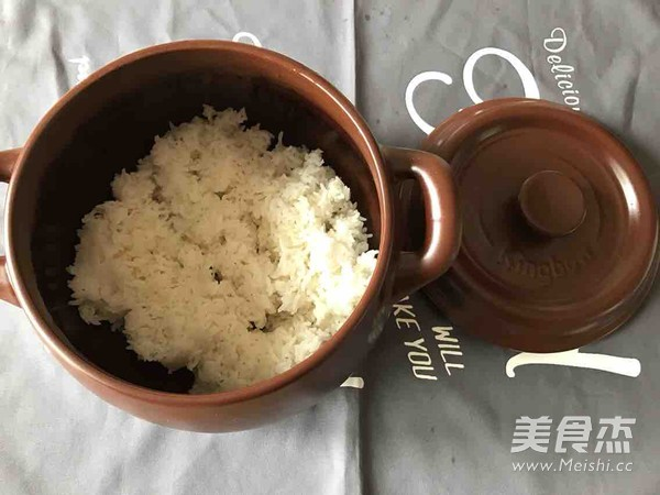 坤博砂锅韩式石锅拌饭的做法图解