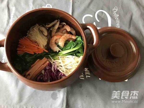 坤博砂锅韩式石锅拌饭的简单做法
