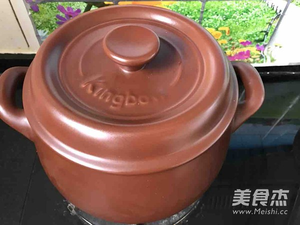 坤博砂锅韩式石锅拌饭怎么吃