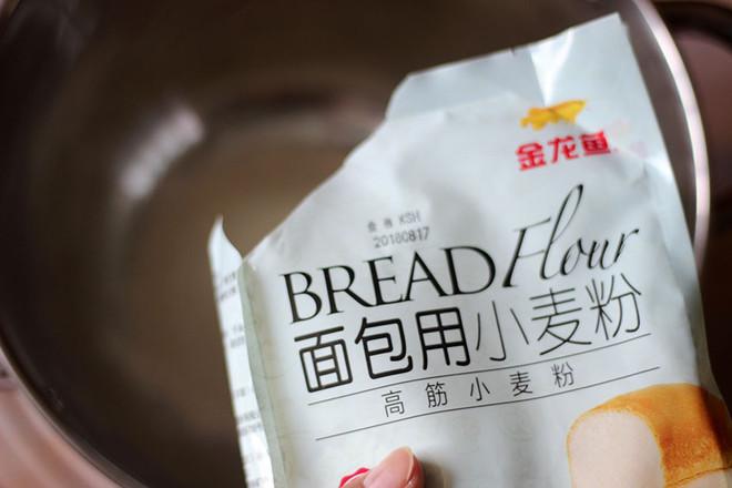黑芝麻面包条---又香又软超级好吃的做法图解