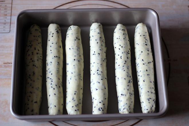 黑芝麻面包条---又香又软超级好吃怎样炒