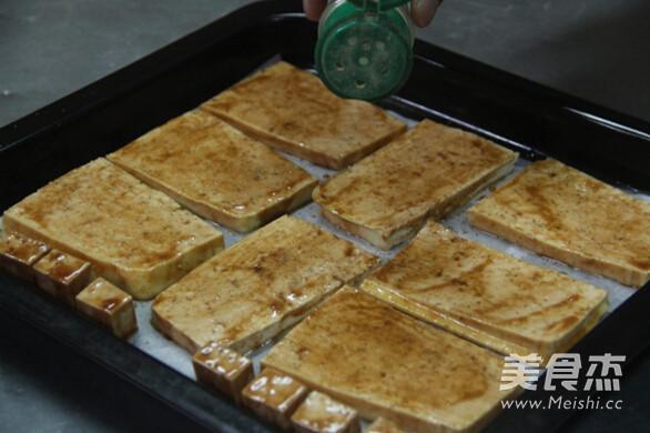 烤豆腐的简单做法