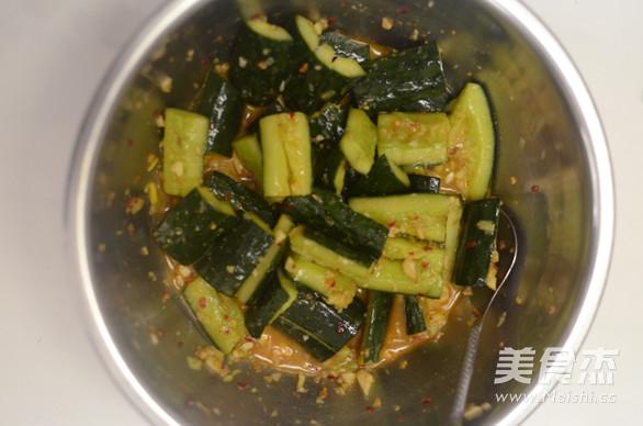 凉拌青瓜的简单做法