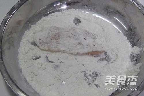 面包糠烤鸡柳的简单做法