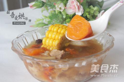 山药玉米瘦肉汤怎么吃