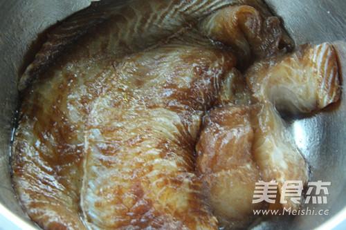 黑椒香烤龙利鱼的做法大全
