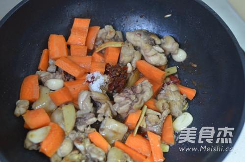 胡萝卜鸡腿肉怎么吃
