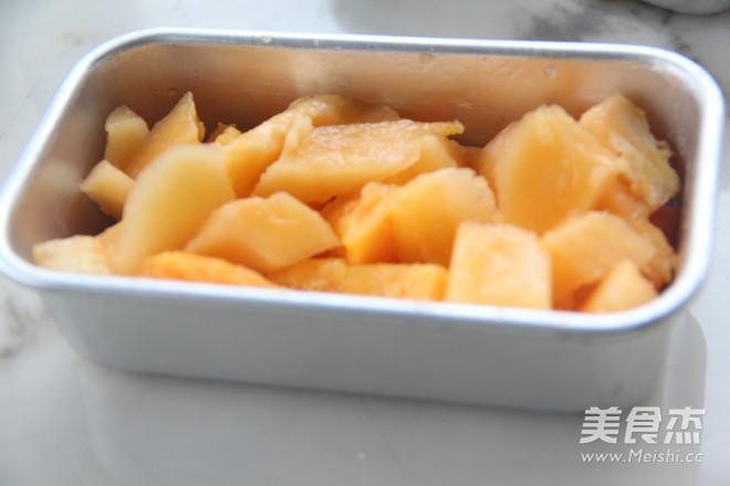 冰糖木瓜炖燕窝的家常做法