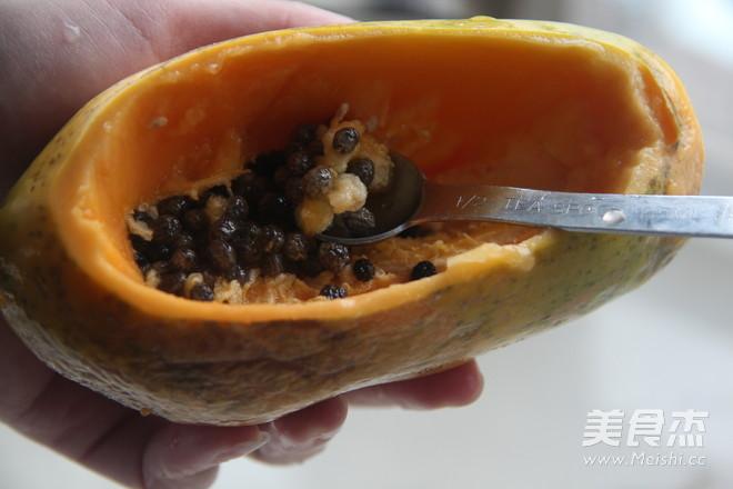 冰糖木瓜炖燕窝的做法大全