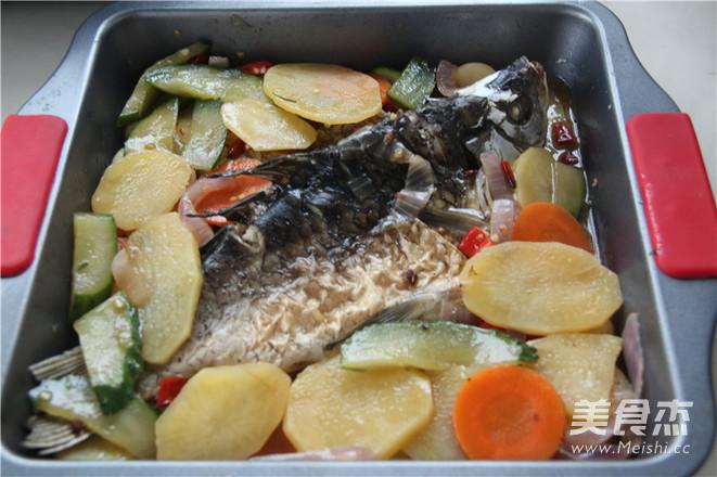 家常烤鱼怎么炒
