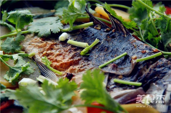 家常烤鱼怎么煮