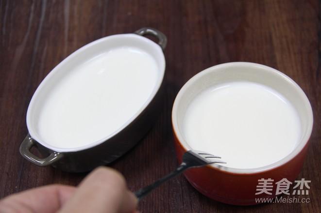 红豆双皮奶的家常做法