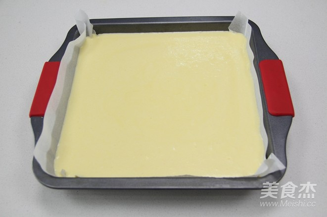 蓝莓乳酪蛋糕怎么炒