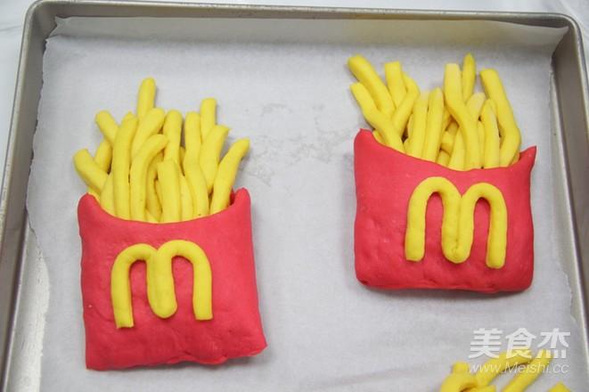 """麦当劳""""薯条"""",怎么吃都不会上火怎样炒"""