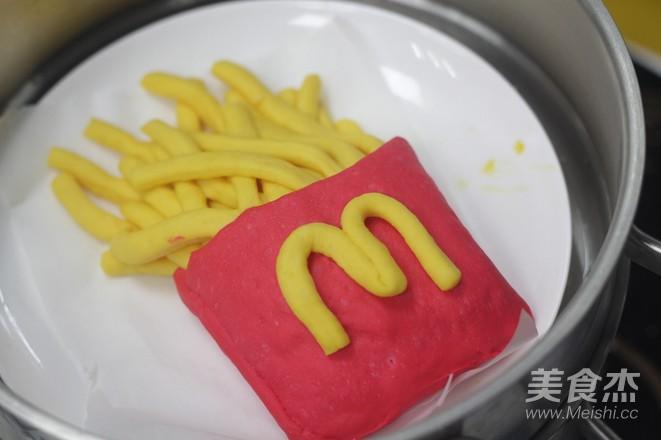 """麦当劳""""薯条"""",怎么吃都不会上火怎样煮"""
